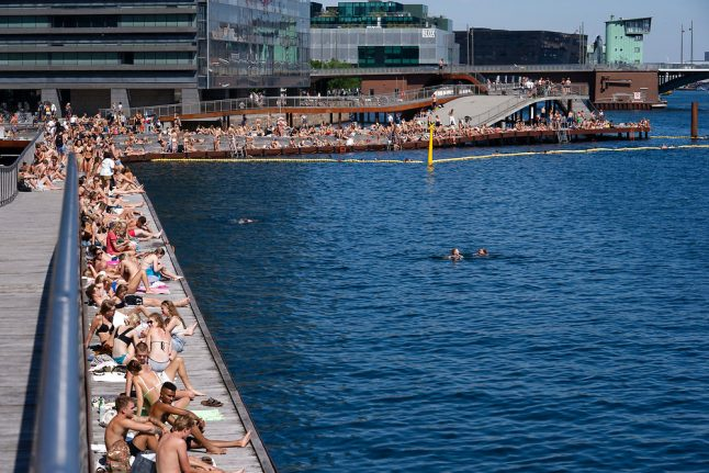 Denmark's heatwave to come to thunderous conclusion