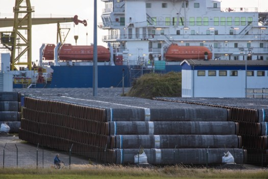 Denmark hails new German doubts on Russian gas pipeline