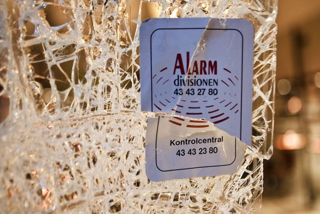 Summer break-ins in Denmark at all-time low