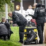 How did Danish submarine murderer escape from prison and what are the consequences?
