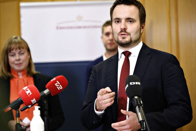 Denmark announces new coronavirus relief for businesses and culture