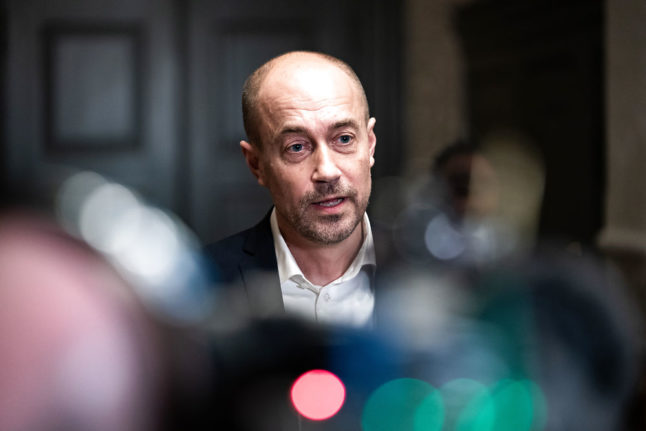 Danish health minister knew of threat from mink mutation in September