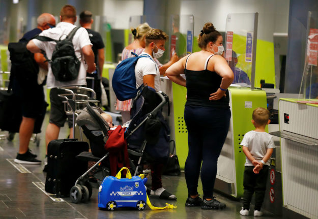 UK lifts travel ban on Denmark but quarantine rule stays in place
