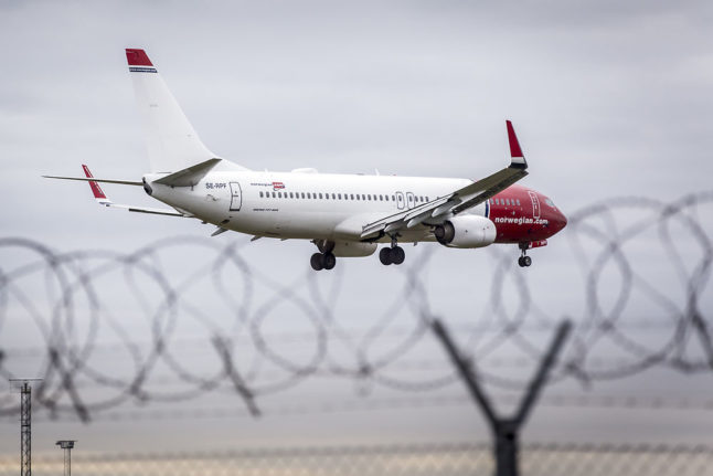 Low-cost airline Norwegian files for bankruptcy protection
