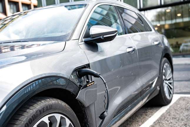 Denmark announces plan to put 775,000 electric cars on roads by 2030