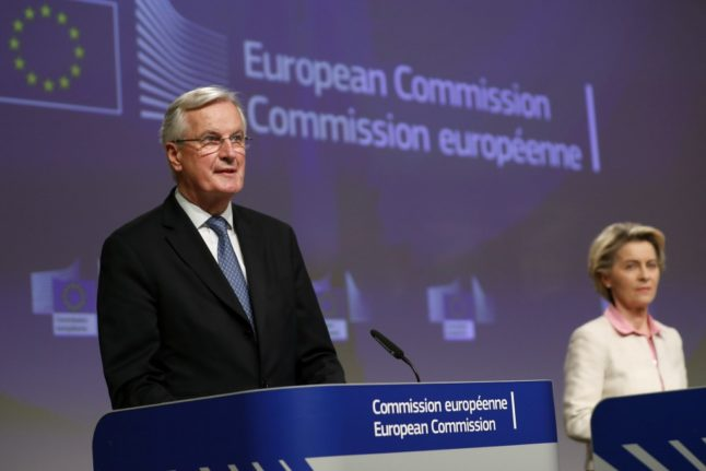 'Europe is moving on': How EU leaders reacted to the Brexit deal with Britain