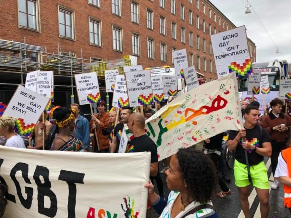 'From queer to queer': How locals are supporting LGBTQ asylum seekers in Denmark