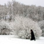 Why white Christmases are becoming rare in Denmark