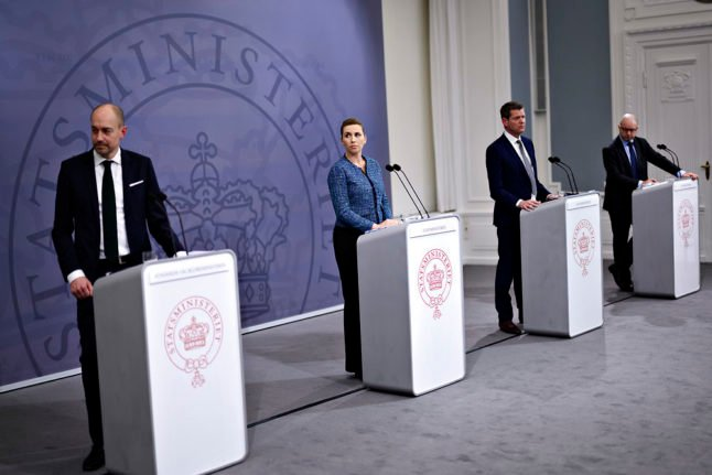 First Danish Covid-19 lockdown decision 'was taken by government'