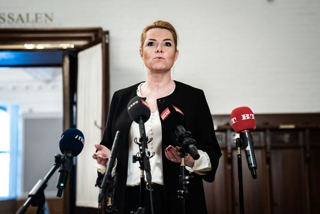 Denmark's former immigration minister to face impeachment trial