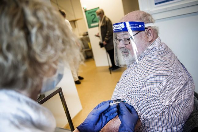Denmark to expand Covid-19 vaccination program by delaying second dose