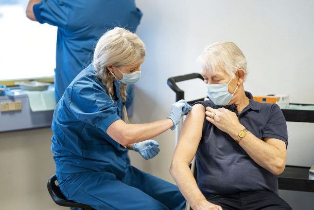 Why Denmark is leading EU in roll-out of Covid-19 vaccine
