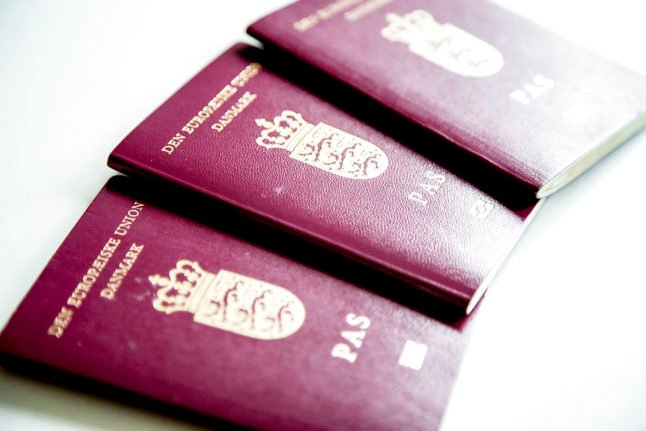 How many people does Denmark grant citizenship to?