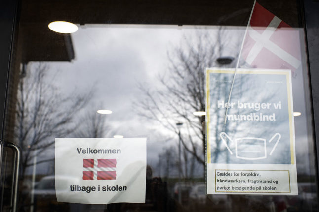 In brief: The recommendations for lifting Denmark's lockdown