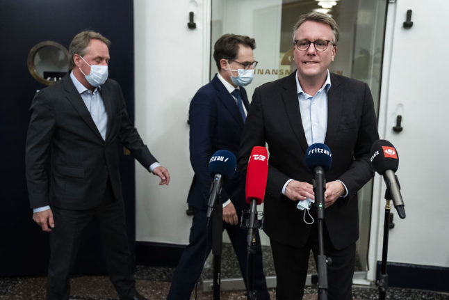 Denmark to introduce 'digital passport' to document Covid-19 vaccination
