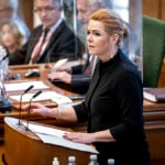 Danish parliament launches impeachment trial for ex-minister