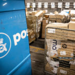 Parcel popularity gives Danish post service record result