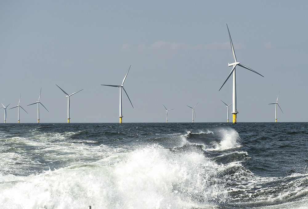 Denmark approves plans to build North Sea 'energy island'