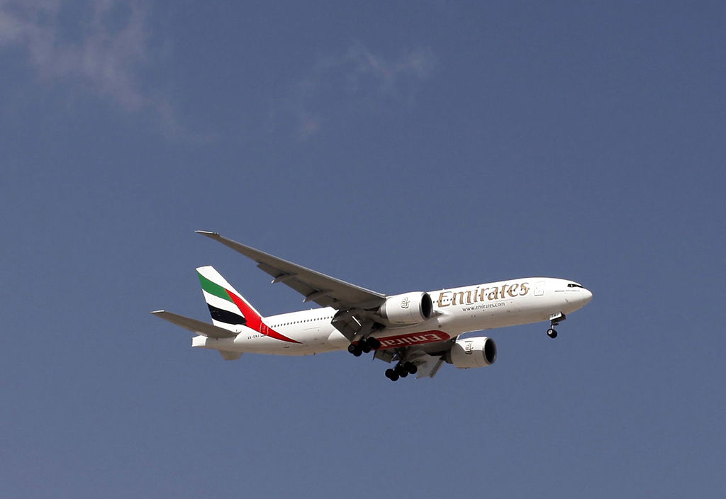 Denmark lifts ban on flights from UAE