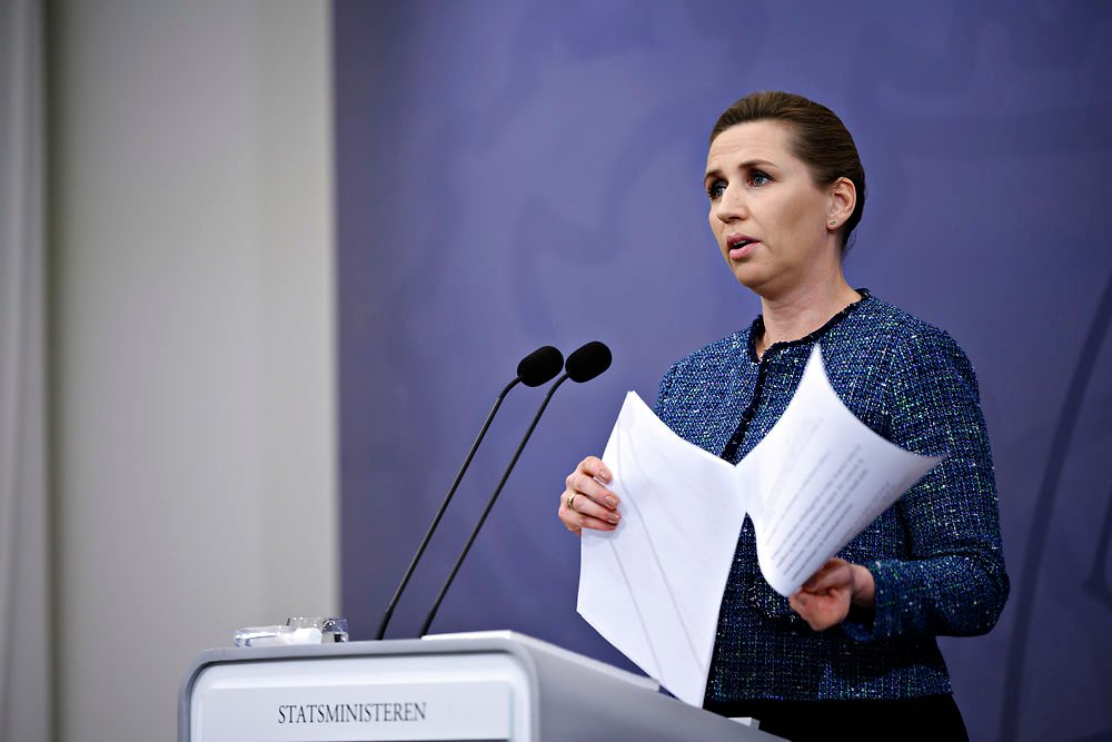Denmark to present plan for 'gradual' lifting of restrictions