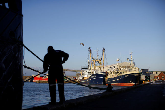 Denmark to use EU cash to fund sustainable fishing