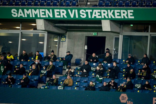 Danish study could test risk of Covid-19 infection with 30,000 football fans