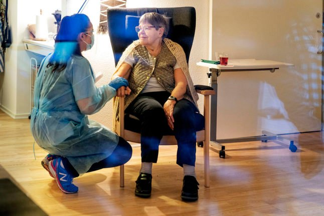 Denmark to consider lifting coronavirus restrictions at care homes