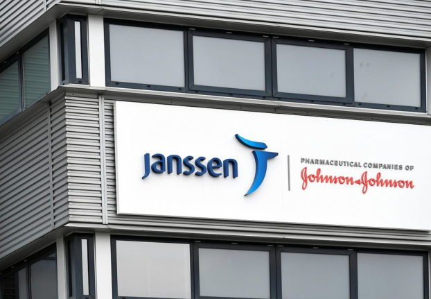 Denmark to receive almost half a million fewer Johnson & Johnson vaccines in April