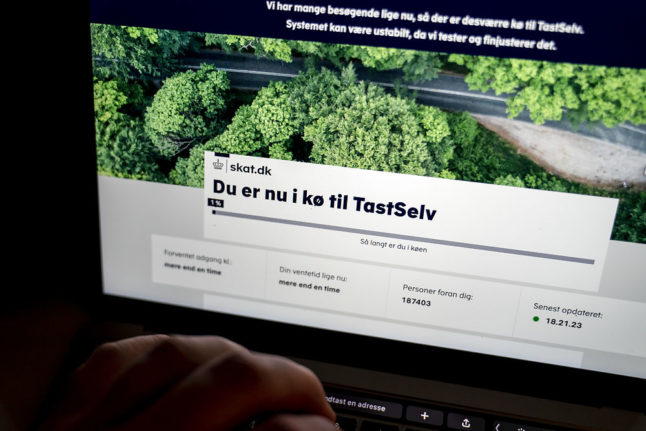 Årsopgørelse: Why taxpayers in Denmark are checking whether they are due money back