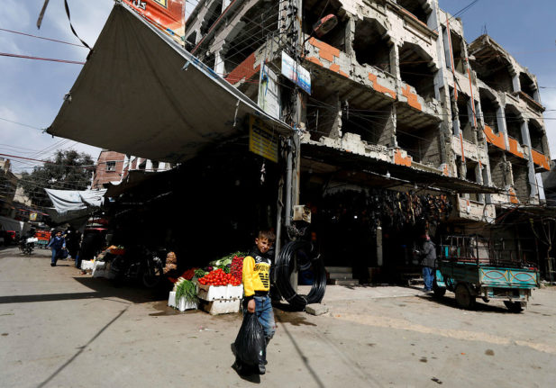 Danish government's expert sources call country's Syria report 'incomplete and misleading'