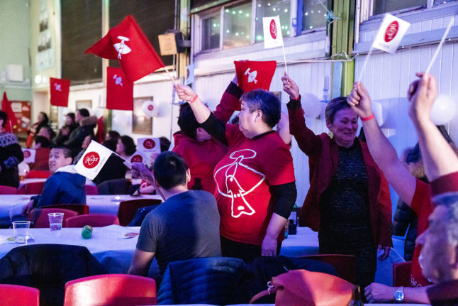 Left-wing party opposed to mining project wins Greenland vote