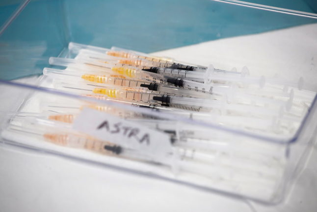 What next for Danish doses of vaccine after AstraZeneca withdrawal?