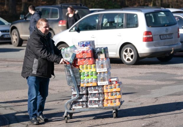 Denmark opens up for border shopping trips to northern Germany