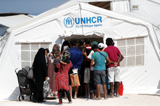 UNHCR asks Denmark to reject proposal to move asylum seekers offshore