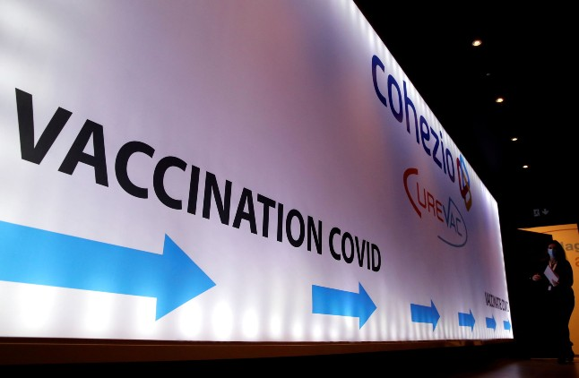 Denmark pushes back target for full vaccination by one more week