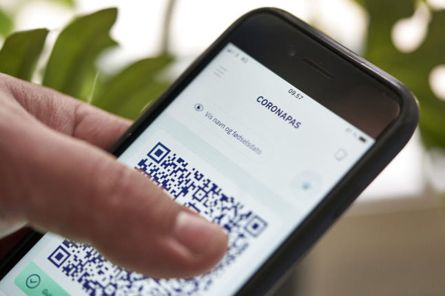 Denmark launches new corona passport: Here's what you need to know about 'Coronapas' app