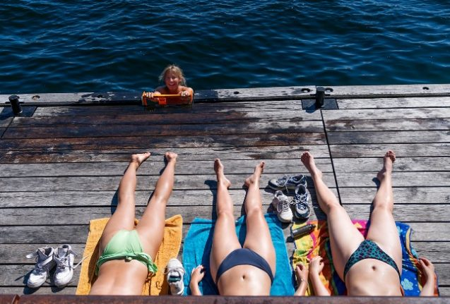 Denmark to swelter in summer heat wave from Thursday: DMI