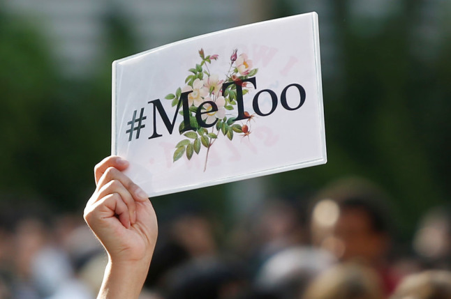 'When I said no': Danish women in campaign against sexual assault victim blaming