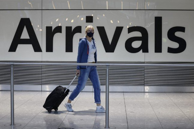 Denmark to join 'green list' for quarantine-free travel to the UK