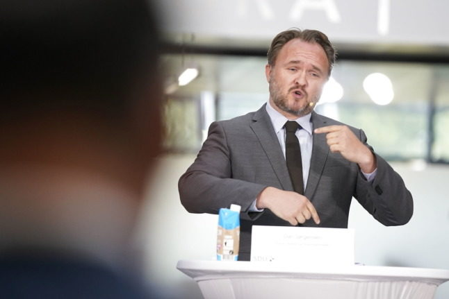 Denmark must lead by example to prevent grim future in IPCC report: climate minister