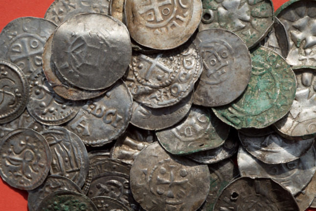 Danish treasure discovery could yield new knowledge of pre-Viking people