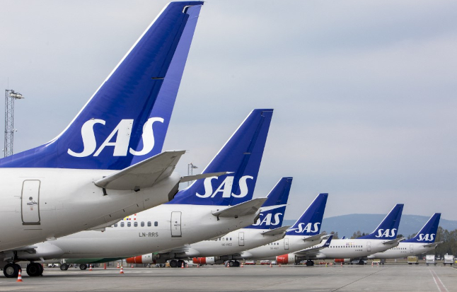 What's in store for Scandinavian airline SAS? New boss reveals latest report
