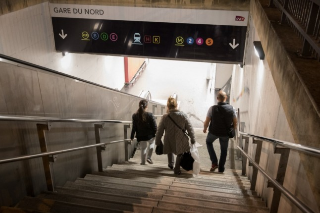 'Limited' renovation of Gare du Nord station to go ahead before Paris Olympics