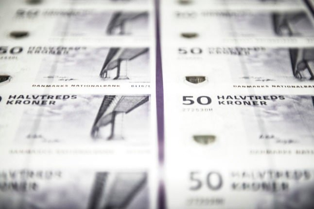 Danish tax payers contributed record amounts during Covid-19 crisis