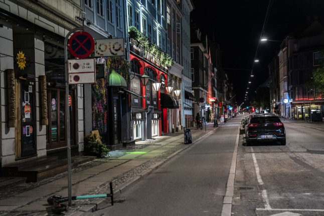 Copenhagen police to ban people with criminal records from nightlife areas