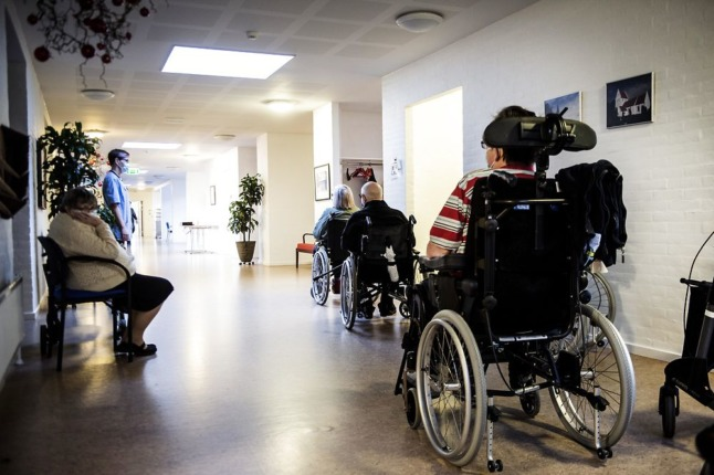 Denmark to offer third Covid-19 vaccine dose to care home residents