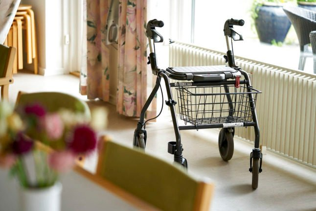 Care workers in Denmark asked to take weekly Covid-19 test