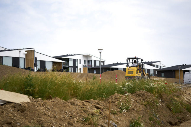 Danish government refuses to intervene over soaring house prices